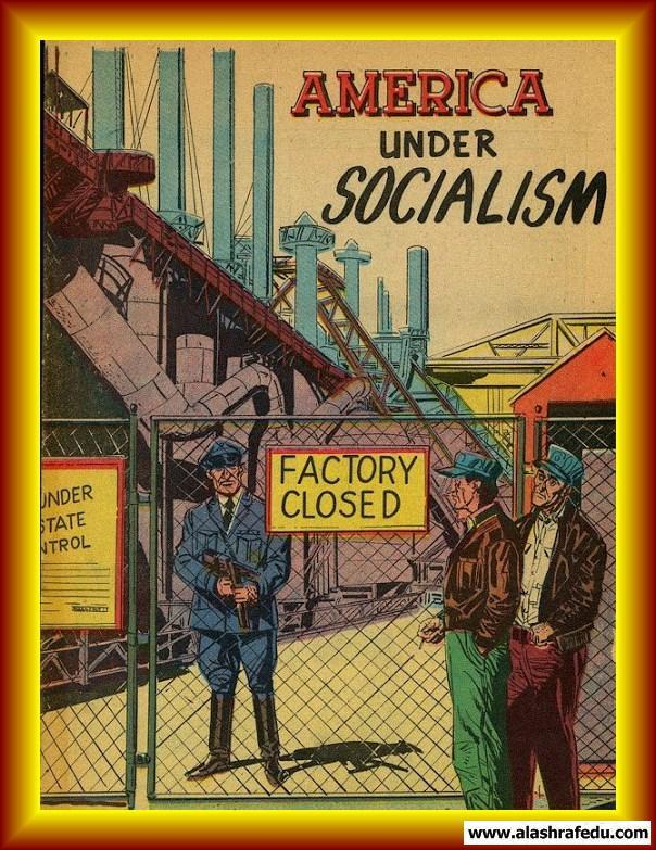 America Under Socialism 2017 www.alashrafedu.com1