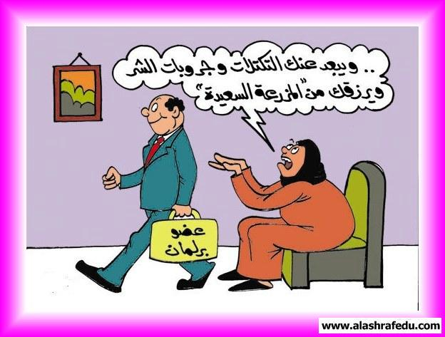 كاريكاتير برلمان 2017 www.alashrafedu.com1