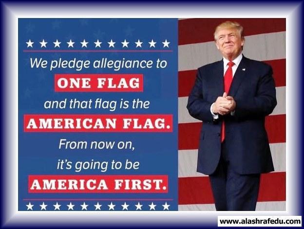 أفضل ترامب رئيس أمريكا 2017 www.alashrafedu.com1