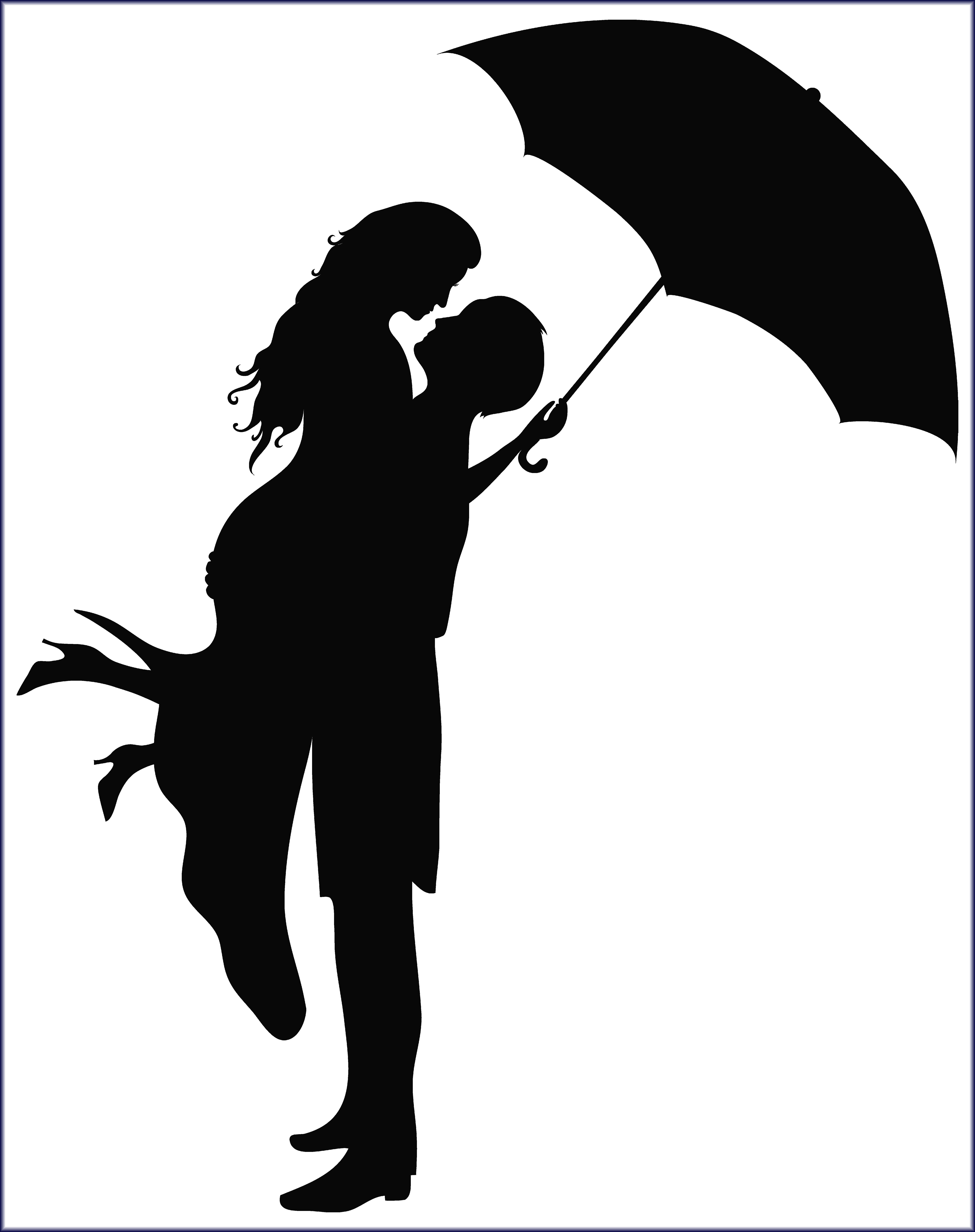 Romantic Couple Silhouettes 2017 www.alashrafedu.com1