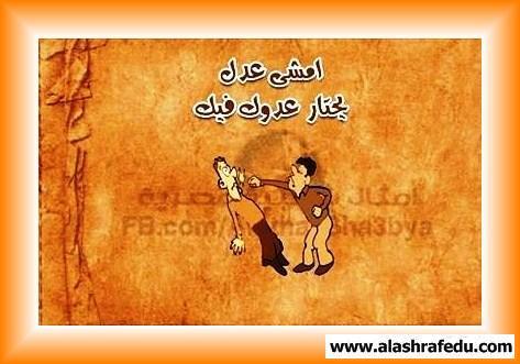 إمشى يحتار عدوك 2018 www.alashrafedu.com1