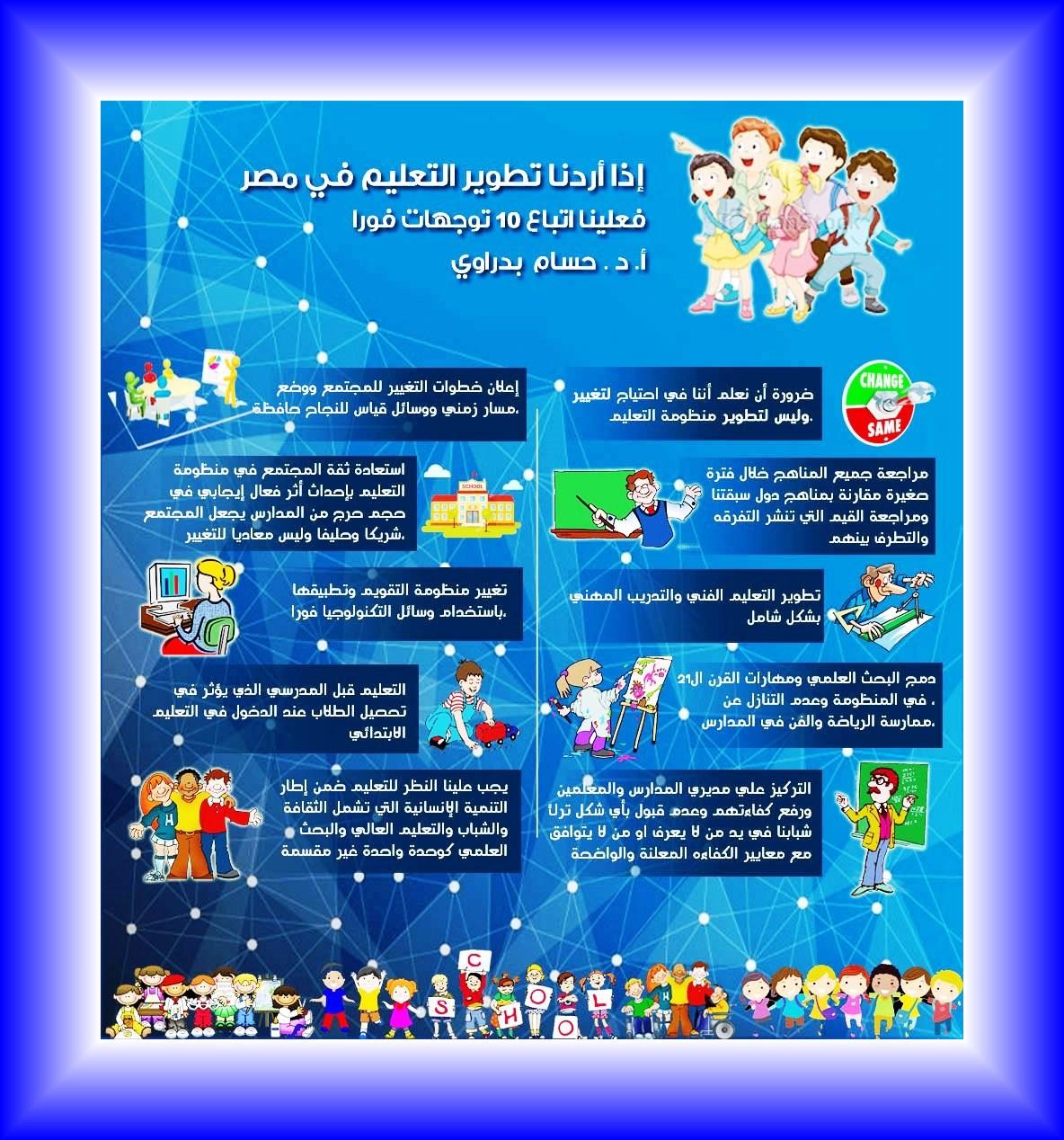 أردنا تطوير التعليم فعلينا إتباع www.alashrafedu.com1