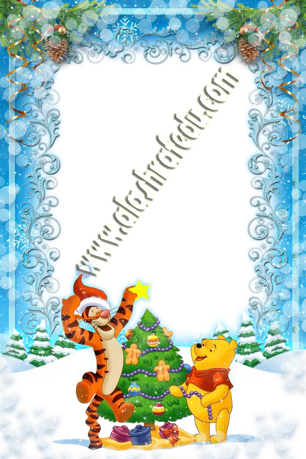 Christmas Kids Transparent Frame 2018 www.alashrafedu.com1