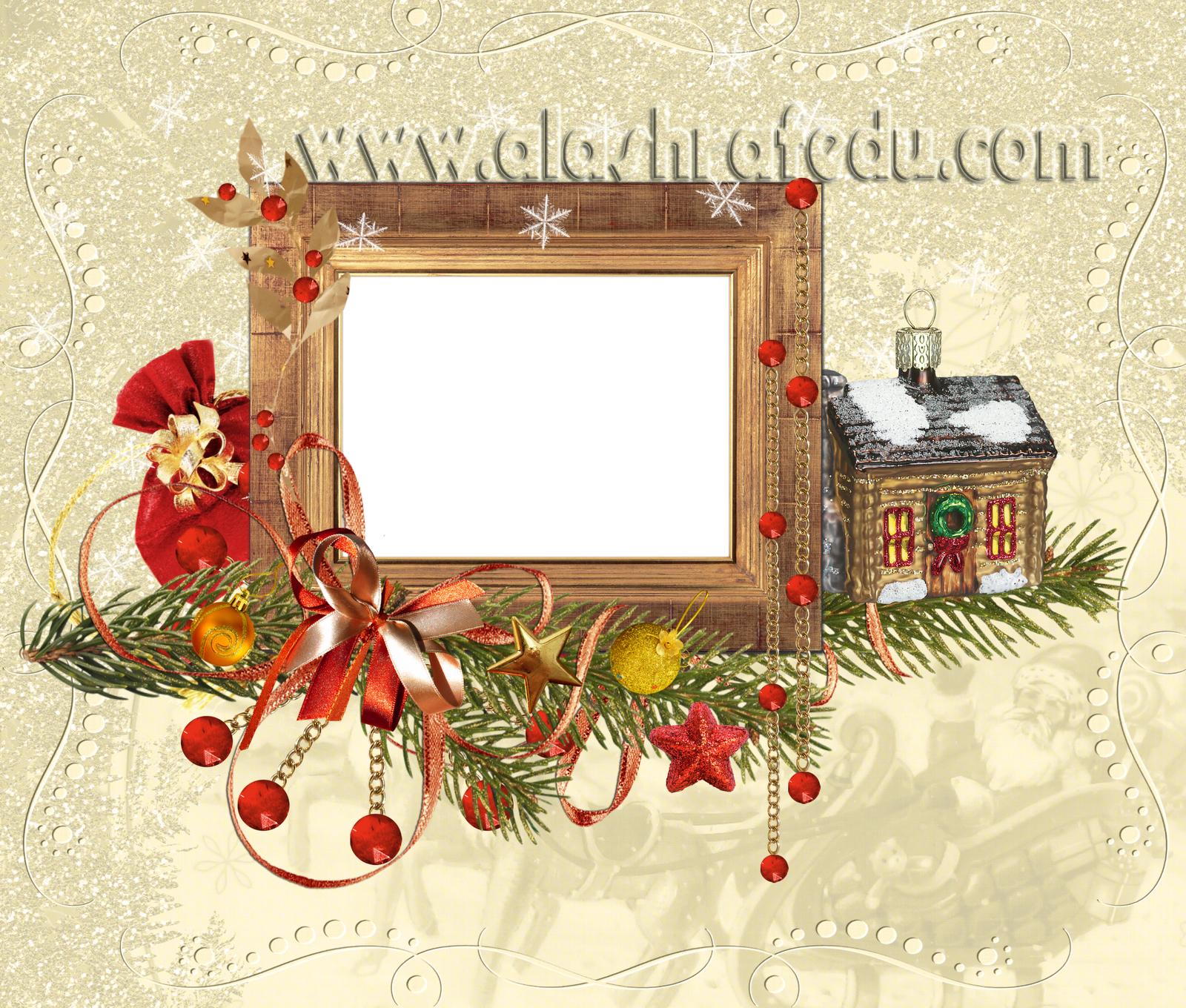Christmas Frame 2019 www.alashrafedu.com1