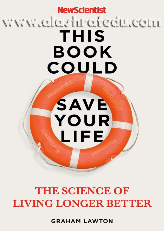 This Book Could Save Your Life www.alashrafedu.com1